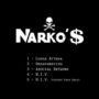 Narko's - self titled EP cover artwork copy
