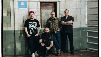 Rancid – Promo Photo – Credit Anthony Marchitiello