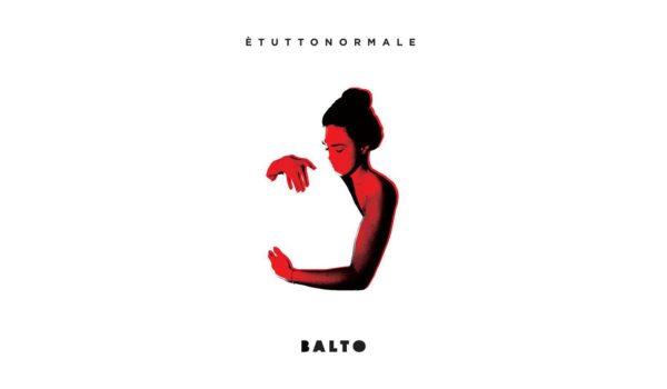 Balto - E' tutto normale Cover copy