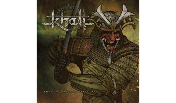 Khali - Tones Of The Self Destroyer - Cover copy