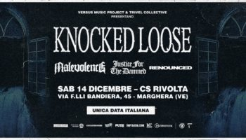 Knocked Loose press