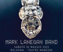 Mark Lanegan - Somebody's Knocking Tour admat