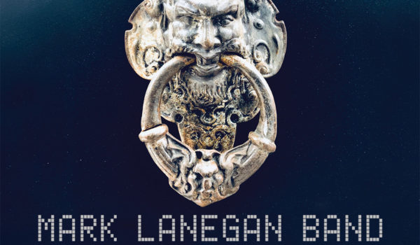 Mark Lanegan - Somebody's Knocking Tour admat