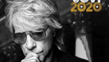 Bon Jovi 2020 Cover