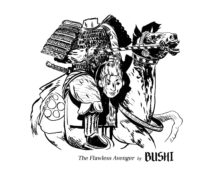 BUSHI-The-Flawless-Avenger-cover-2020-scaled copy